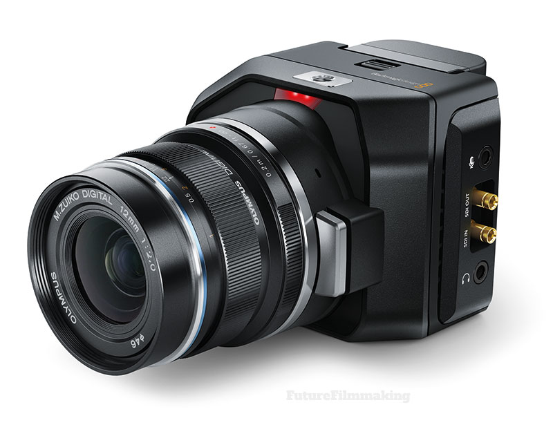 Blackmagic Micro Cinema Camera Exclusive