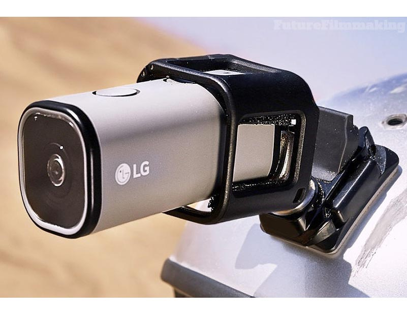 LG-Action-CamLTE action camera