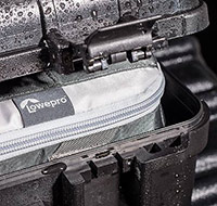 Lowepro Latches Closeup