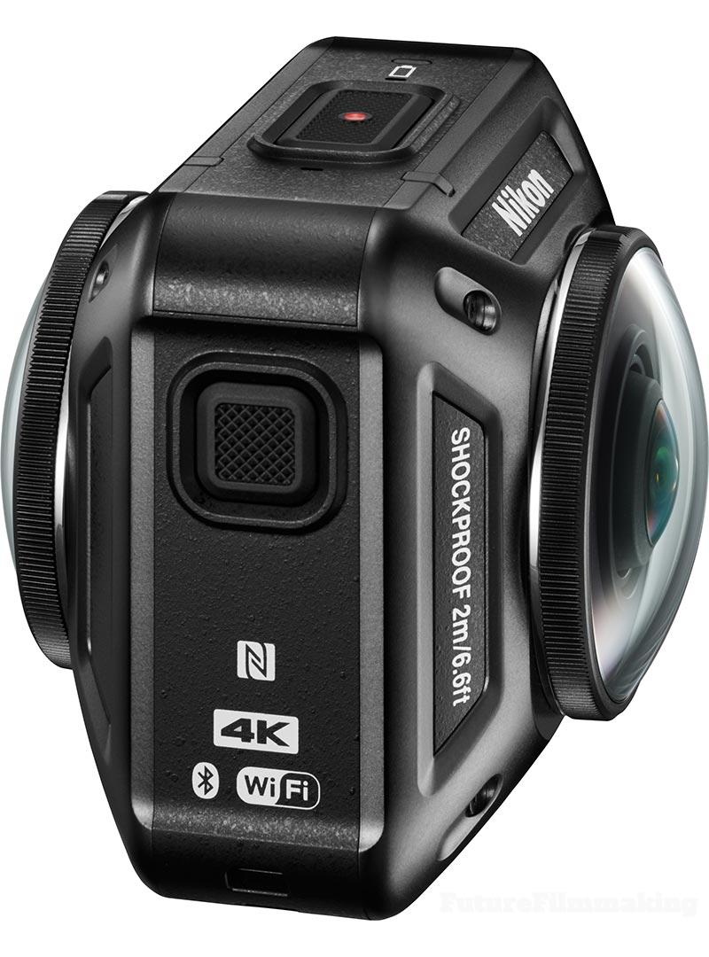 Nikon-KeyMission360-sideview