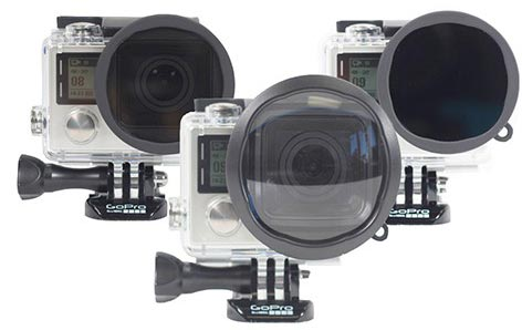 PolarPro GoPro Above Water Filter Pack Review