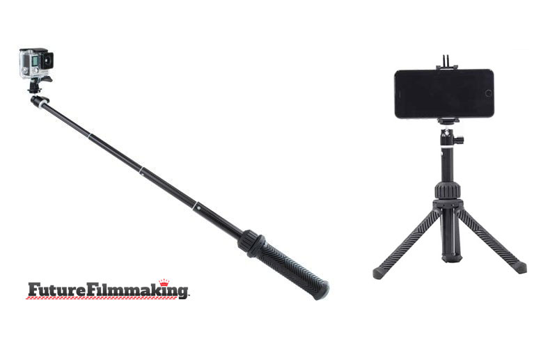Polar Pro Trippler Review tabletop tripod selfie stick FutureFilmmaking