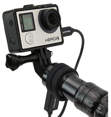 Polar Pro Filters PowerPole Review GoPro Mount