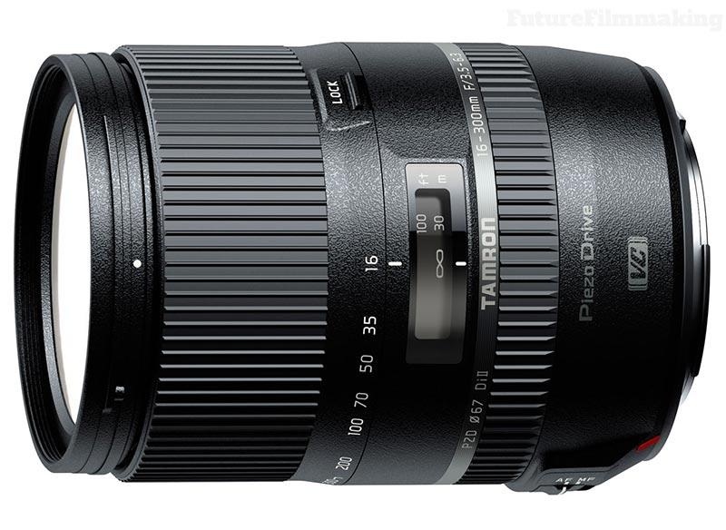 Tamron B016 16-300mm Di-II VC PZD Macro Zoom Lens