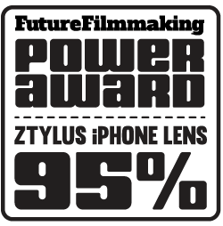 Ztylus iPhone Lens Review Power Award