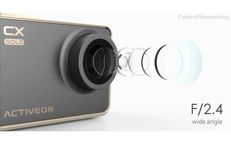 activeon cx-gold actioncam