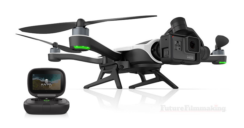 GoPro Karma Drone With Controller