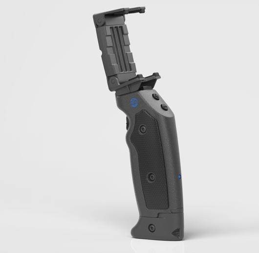 gripandshoot-bluetoothgrip for iphone