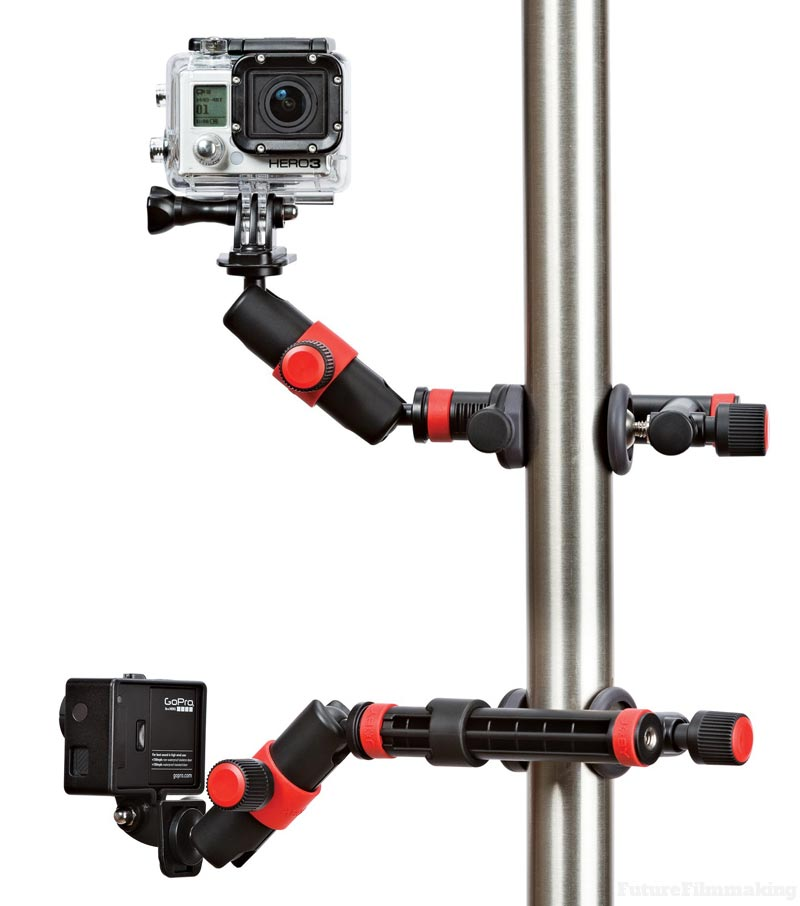 joby action clamp review pole mount