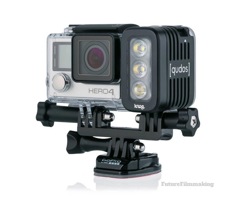 knog qudos review mount GoPro Hero