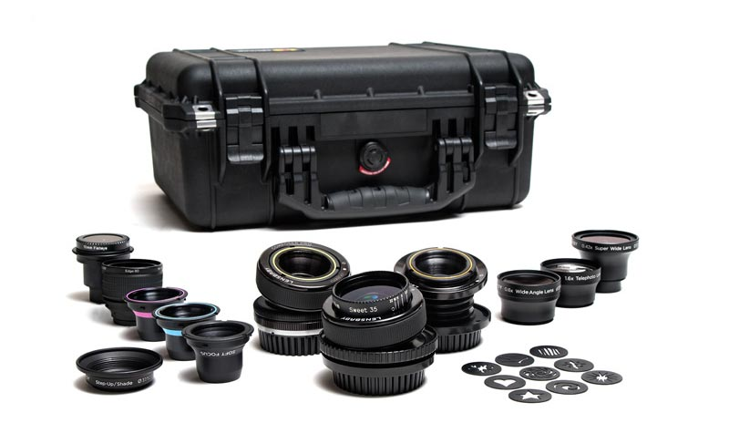 lensbaby movie makers kit