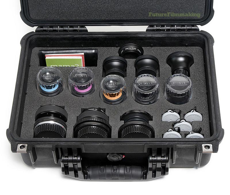lensbaby moviemakers kit