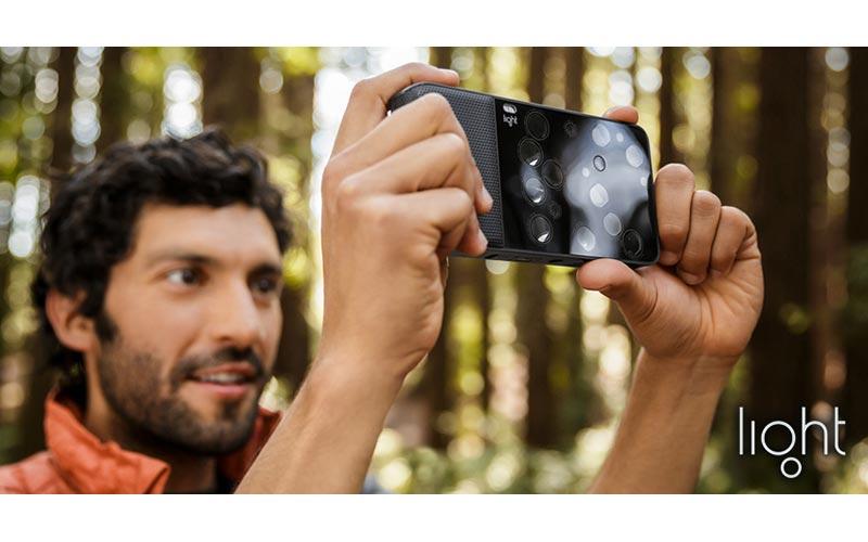 light L16 Camera Action