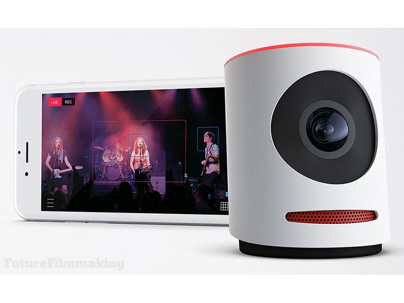 livestream mevo future filmmaking