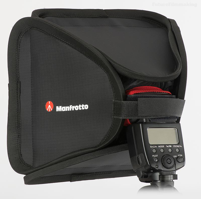 Manfrotto Speedbox Compact Review - Rear view