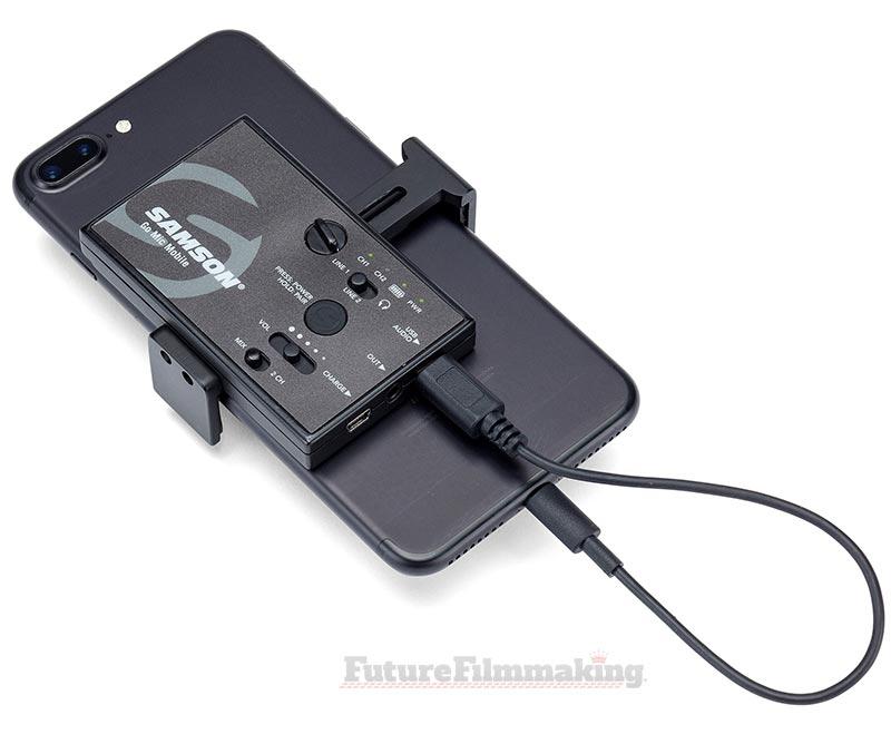 samson go mic wireless mic Future Filmmaking
