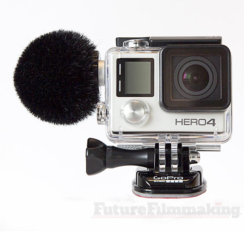 sennheiser gopro action camera microphone