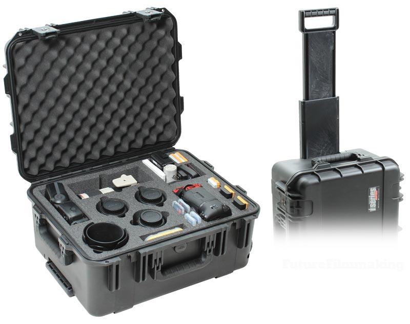skb cases iseries Pro DSLR Case review