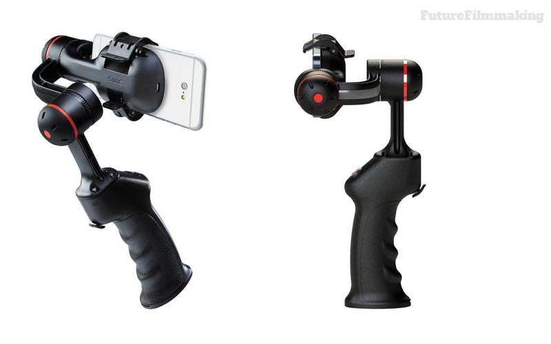 sync iphone stabilizer