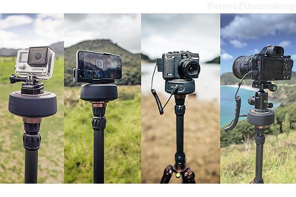 syrp genie mini compatible cameras