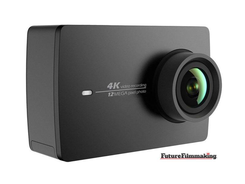 yi technology action camera 4k+