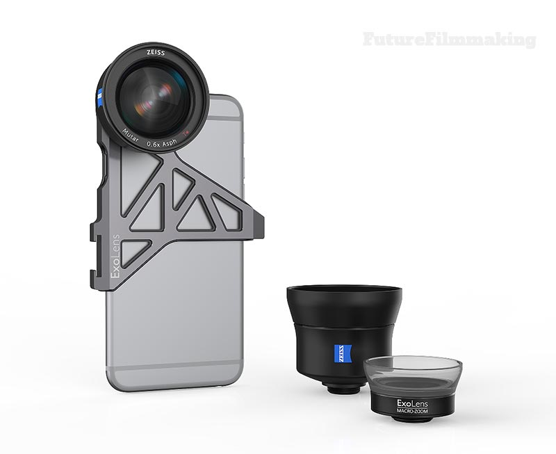 zeiss-iphone-lens system