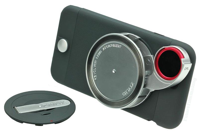 Ztylus Modular iPhone auxiliary Lens system