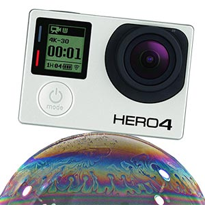 Why Would Apple Action Cam Patent Announcement Cause GoPro Stock To Plummet?