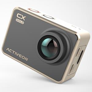 ActiveON Announces CX Gold ActionCam