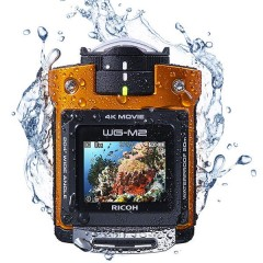 Ricoh Premiers WG-M2 – Weatherproof 4K Action Camera