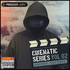 Producer Loops Cinematic Series Vol 2: Hacked Society Sample Set Review
