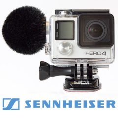 Sennheiser Announces GoPro Microphone