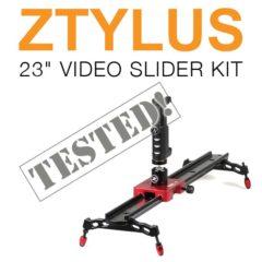 Ztylus Video Slider Kit Review