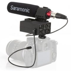 Saramonic Releases MixMic – DSLR Audio Bundle