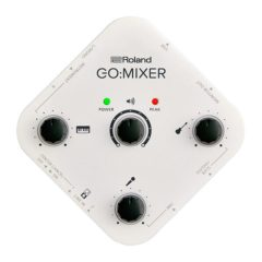 Roland Announces GO:Mixer For Smartphones