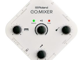 Roland Announces GO:Mixer For Smartphones