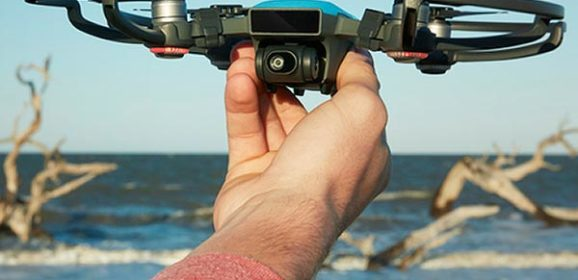 DJI Announces Spark Mini Drone