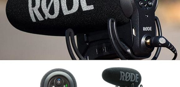 RØDE Microphones Upgrades VideoMic Pro+