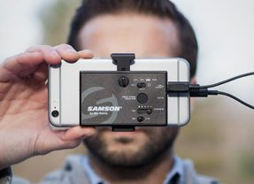 Samson Releases Go Mic Mobile – New Wireless Microphone System For Smartphones