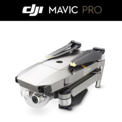 DJI Announces Mavic Pro Platinum Drone