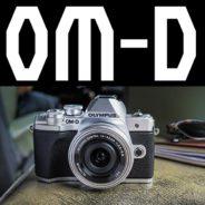 Olympus OM-D E-M10 Mark III Now Shipping